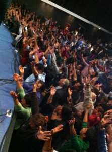Crying out to God in Mexico City