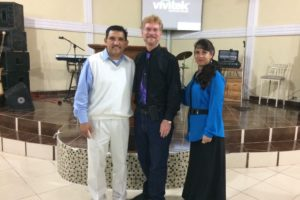 With Hercules Pastors Rafael and Norma Martinez
