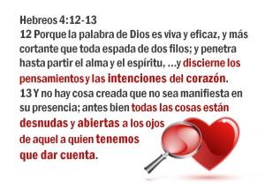 Balaam 9 examine heart 2